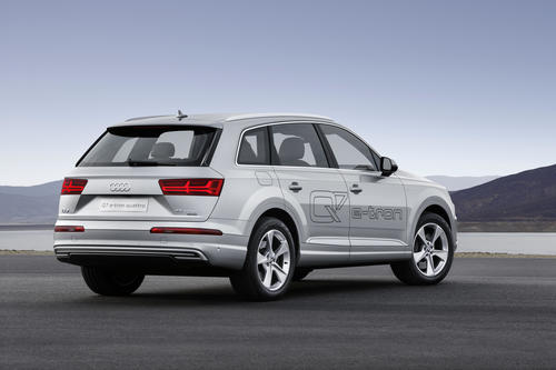 Audi Q7 E Tron 2 0 Tfsi Quattro Offer On The Chinese Market