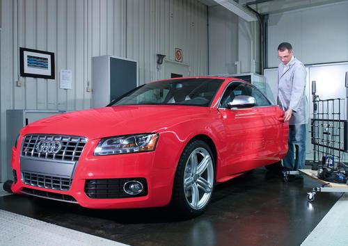 Audi Tech Day Qualität