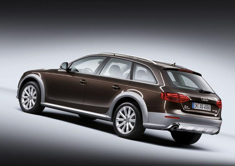 Audi A4 allroad quattro (2009)