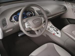 Audi Roadjet Concept - Cockpit