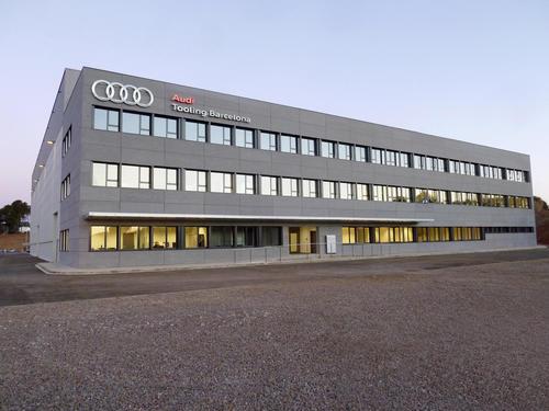 Audi Tooling Barcelona