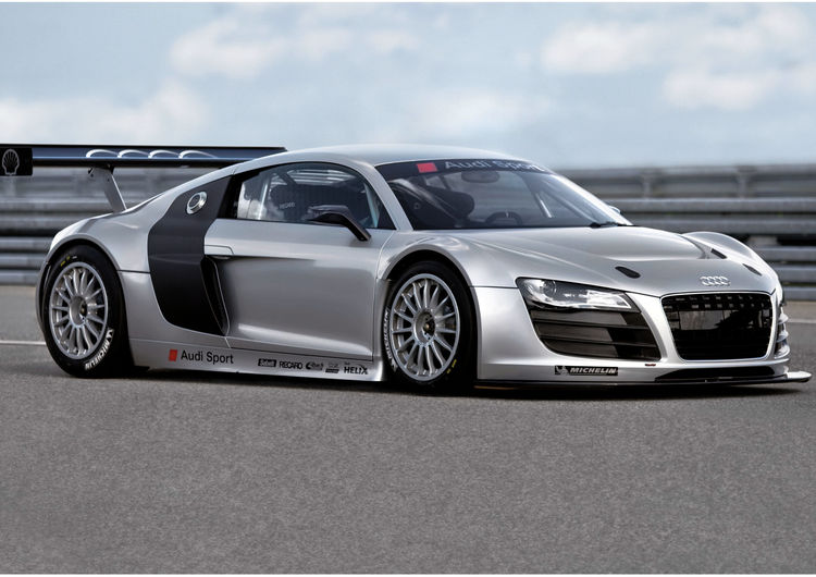 GT3-Version des Audi R8