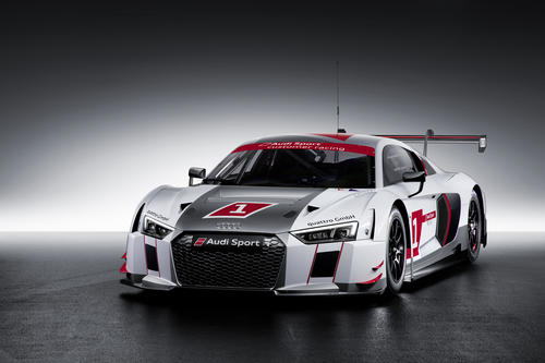 Audi R8 LMS begründet neue Rennwagen-Generation