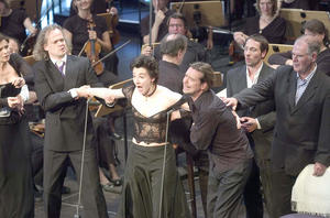 Salzburg Festival guest appearances in Ingolstadt 2004