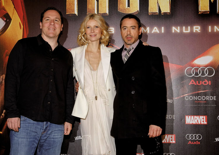 """Iron Man"" Deutschlandpremiere"
