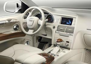 Audi Q7 V12 TDI coastline