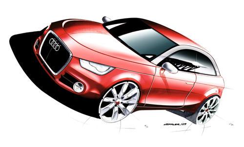 Audi A1 project quattro
