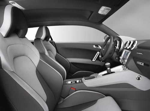 Audi Shooting Brake Concept - Interior