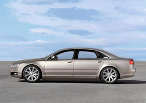 Audi A8L W12 quattro - Static photo