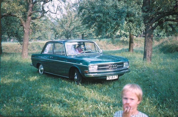 Im September 1965 wurde der erste Viertakter aus Ingolstadt der Öffentlichkeit vorgestellt - seine Markenbezeichnung: Audi