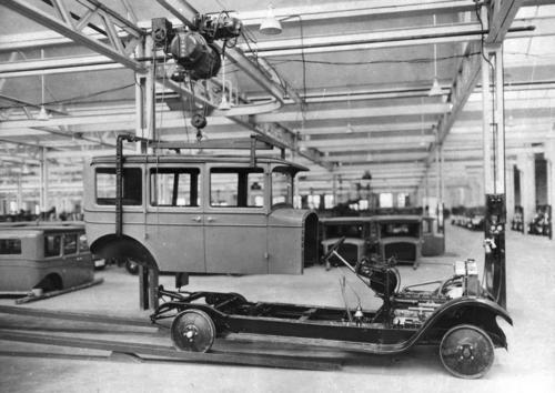 NSU 7/34 PS: 100 Jahre Automobilbau Neckarsulm