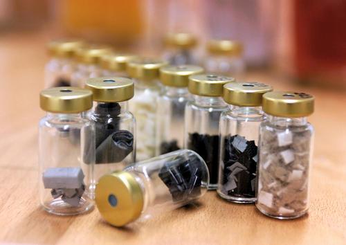 Automotive development with a preserving jar