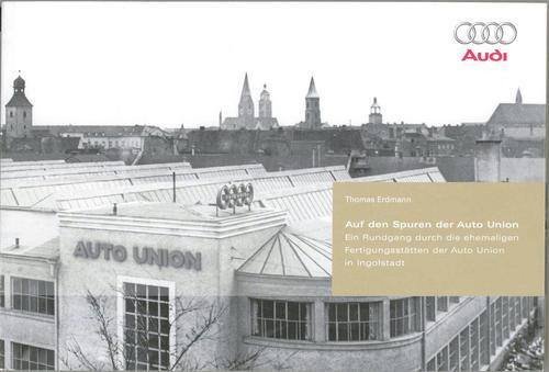 Auto Union at Ingolstadt
