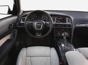 Audi S6 - Cockpit