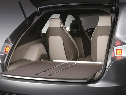 Audi Roadjet Concept - Gepäckraum