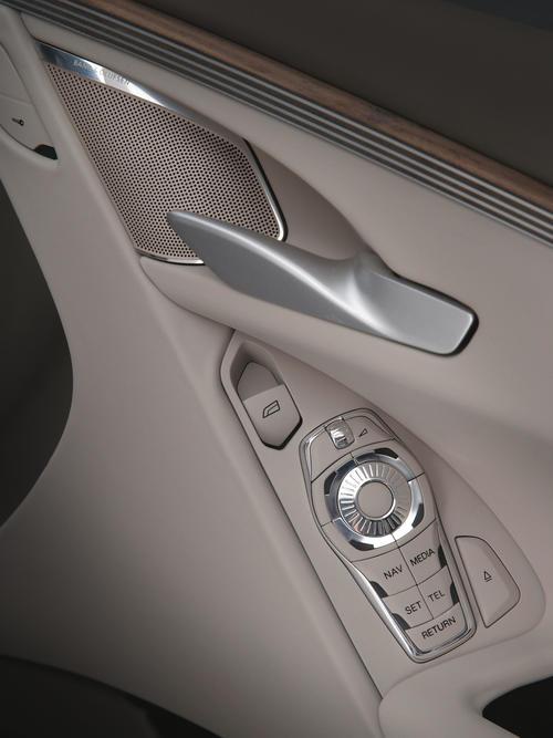 Audi Roadjet Concept - Detail