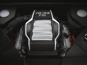 Audi Roadjet Concept - Engine compartment