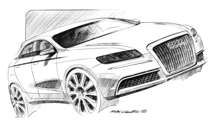 Audi Roadjet Concept - Design