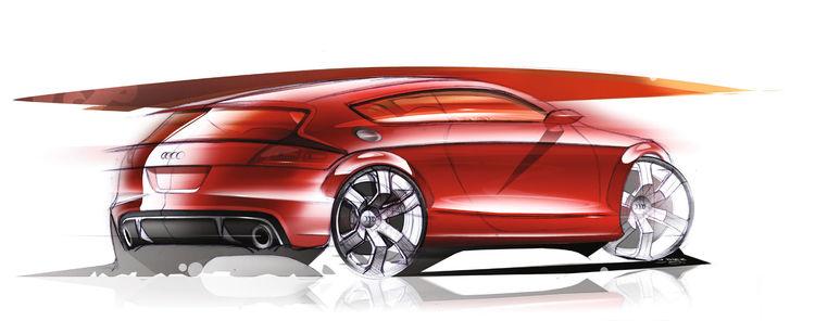 Audi Shooting Brake Concept - Design