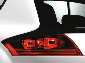 Audi Shooting Brake Concept - Detail