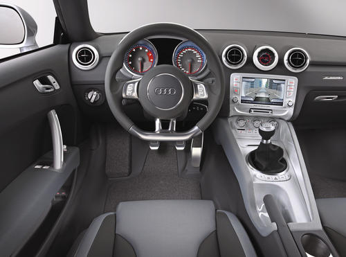 Audi Shooting Brake Concept - Cockpit