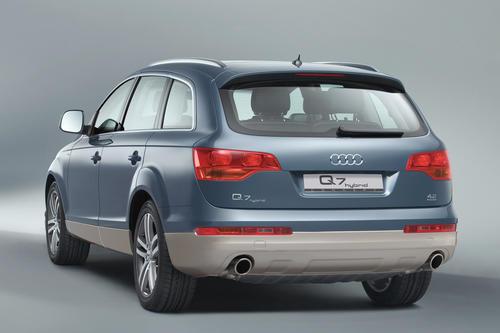 Audi Q7 hybrid concept 4.2 quattro