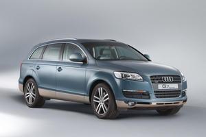 Audi Q7 hybrid concept quattro