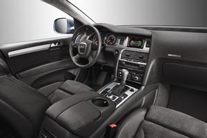 Audi Q7 hybrid concept - Innenraum