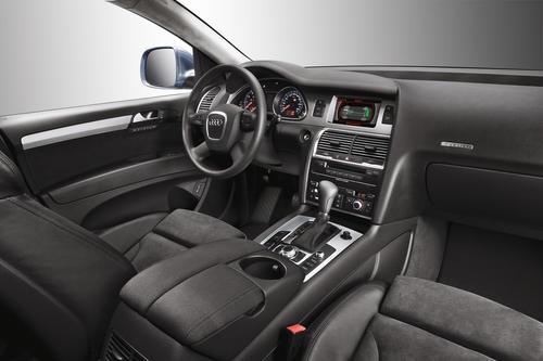Audi Q7 hybrid concept - Interior