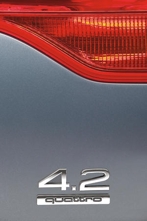 Audi Q7 hybrid concept - Detail