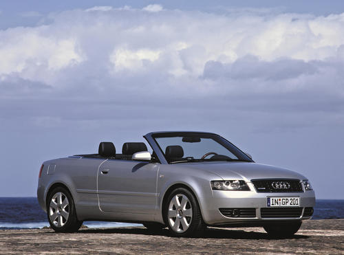 Audi Cabriolet quattro