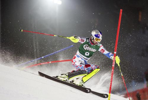 Sieger in der Kombination: Alexis Pinturault (F)