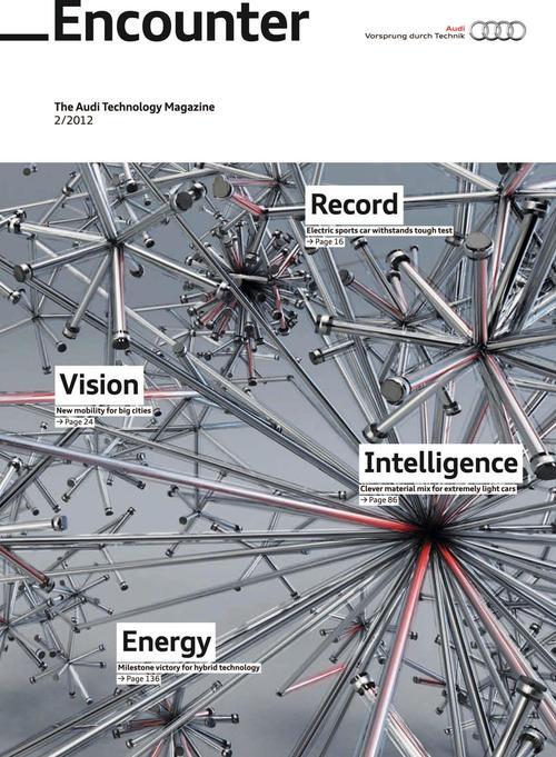 Encounter - The Audi Technology Magazine