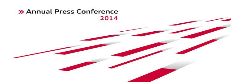 Annual Press Conference 2014