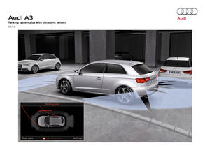 Audi A3 - Assistancesystems
