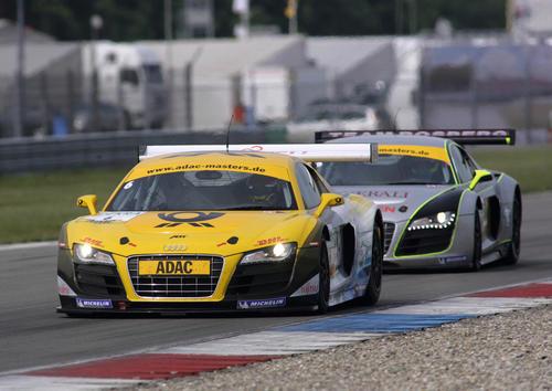 Audi R8 LMS surpasses all expectations