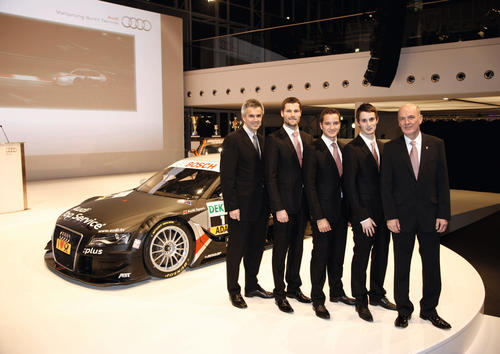 Audi opts for new prototype racing series