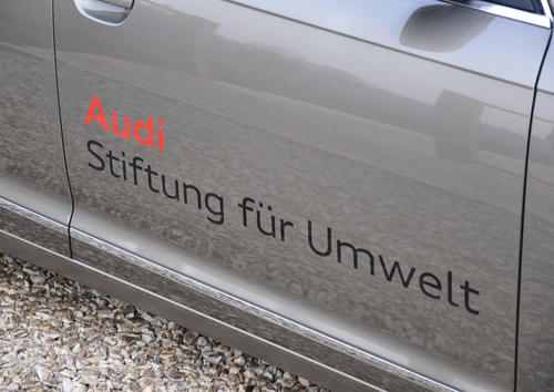 AUDI AG is bolstering its commitment to environmental protection. The Ingolstadt-based carmaker has established the Audi Environmental Foundation, which has an endowment of € 5 million. This foundation will focus exclusively on environmentally minded pursuits for the common good.