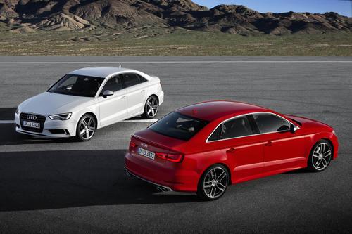 Audi A3 Limousine / Aud S3 Limousine