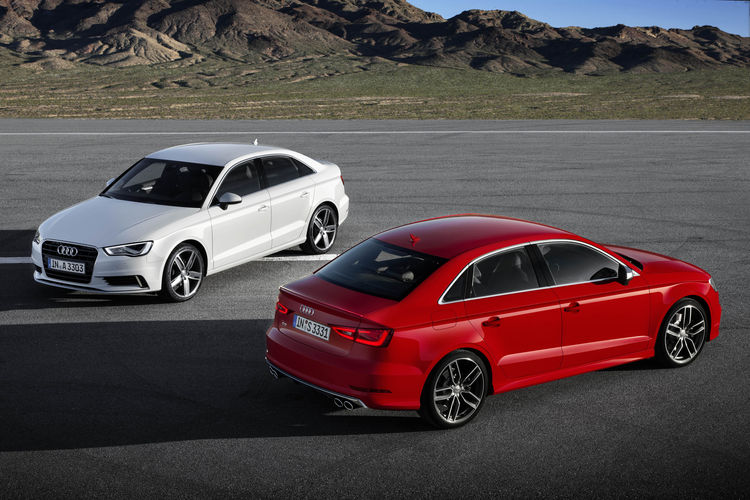 Audi A3 Sedan / Audi S3 Sedan