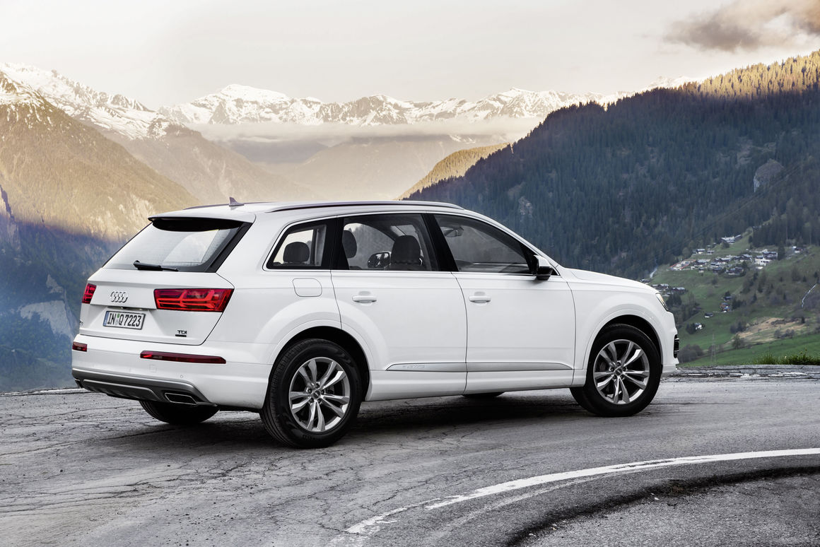 New Audi Q As A Highly Efficient Diesel Audi MediaCenter - How much is an audi q7