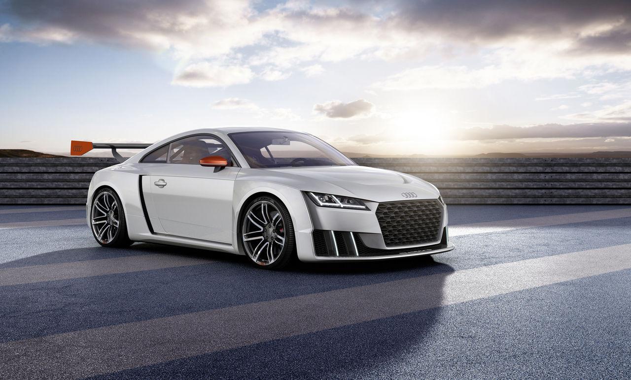 Kekurangan Audi Tt Turbo Top Model Tahun Ini