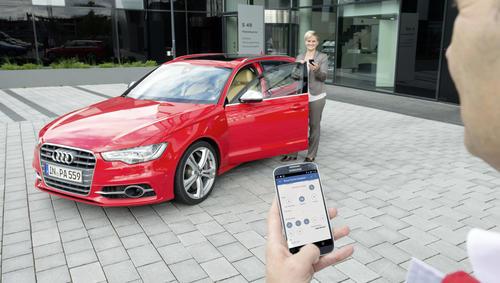 Audi startet Mitfahr-App für Mitarbeiter