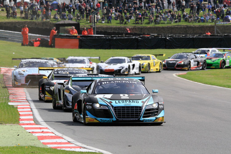 Blancpain Sprint Series Brands Hatch 2015