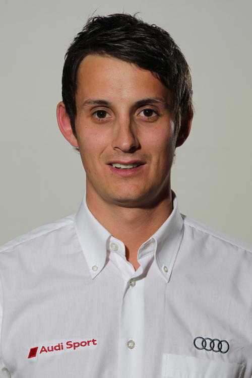 Head shot Oliver Jarvis (GB)