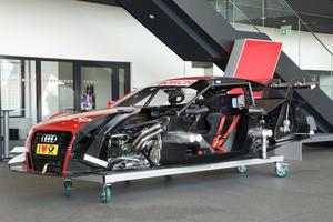 Audi RS 5 DTM Schnittmodell