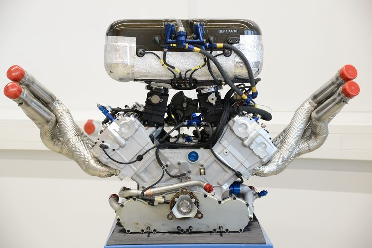 Audi RS 5 DTM engine