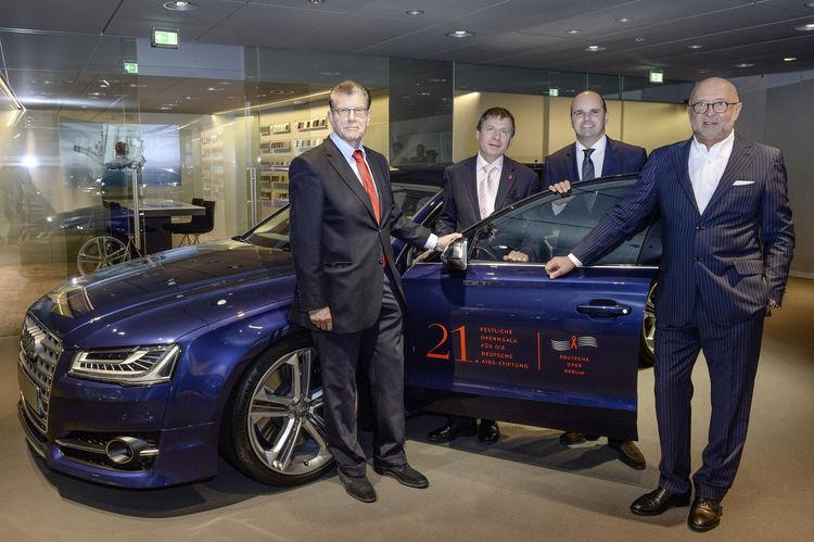 Audi intensifies corporate citizenship efforts in Berlin