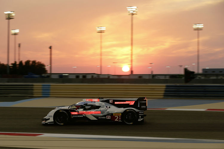 Audi continues to keep WEC title decision in manufacturers' classification open in Bahrain