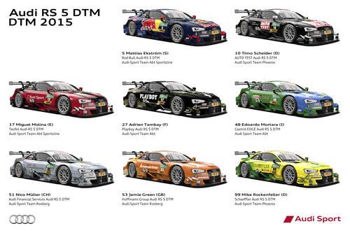 DTM 2015